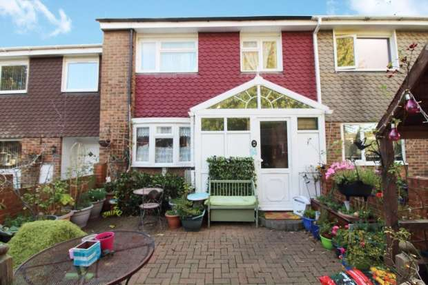 3 Bedrooms Terraced House for sale in Ness Walk, Witham, Essex, CM8 1TN