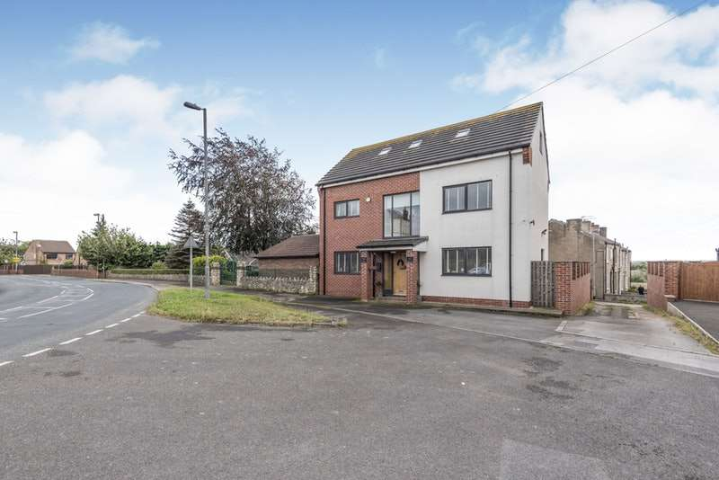 5 Bedrooms Detached House for sale in Ackton Lane, Pontefract, West Yorkshire, WF7