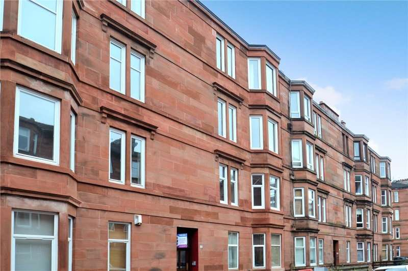 2 Bedrooms Flat for sale in Dundrennan Road, Battlefield, G42