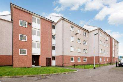3 Bedrooms Flat for sale in Ferryden Court, Whiteinch