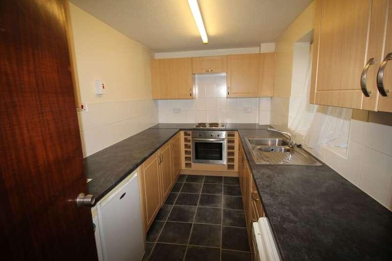2 Bedrooms Flat for sale in Park Grange Croft, Sheffield, S2