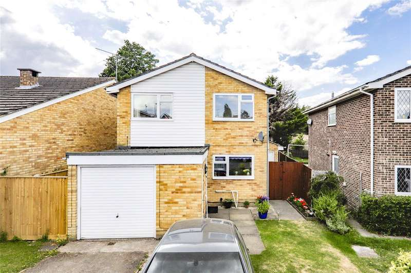 4 Bedrooms Detached House for rent in Welby Crescent, Winnersh, Wokingham, Berkshire, RG41