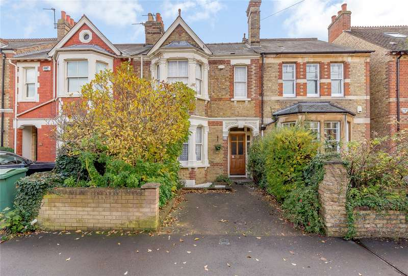 4 Bedrooms Terraced House for sale in Thorncliffe Road, Oxford, OX2