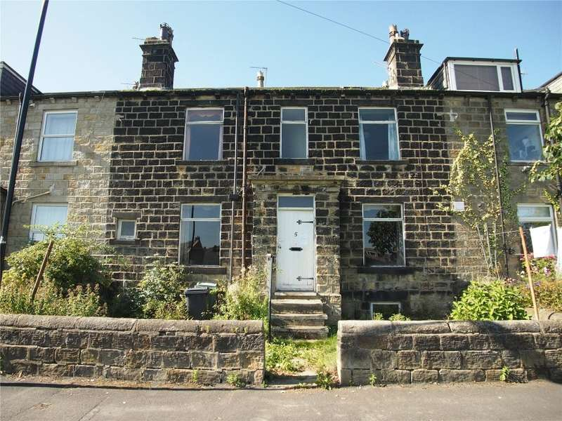 4 Bedrooms Terraced House for sale in 5 Swaine Hill Terrace, Yeadon, Leeds, West Yorkshire