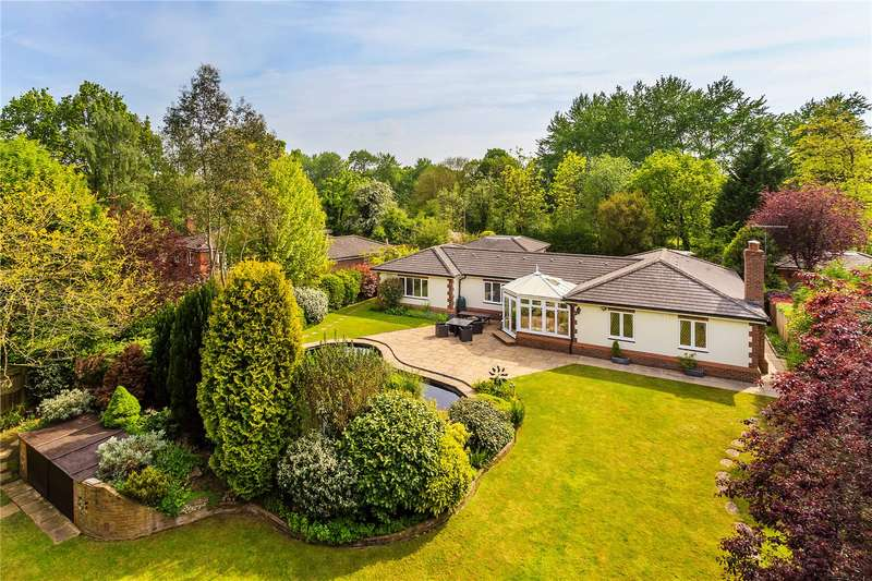 4 Bedrooms Detached Bungalow for sale in Water Lane, South Godstone, Surrey, RH9