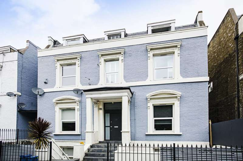 2 Bedrooms Flat for sale in Kenninghall Road, Hackney, E5