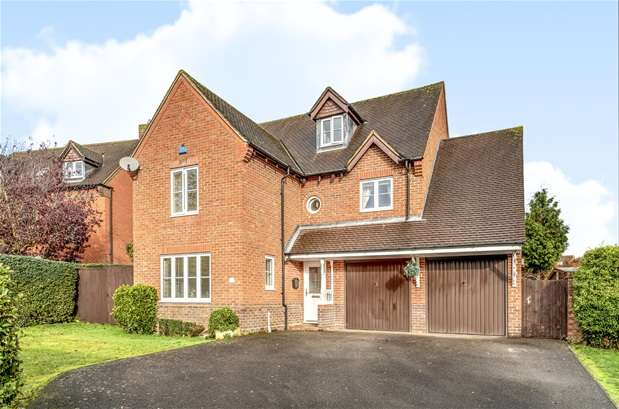 5 Bedrooms Detached House for sale in Stone Pine Road, Bromham