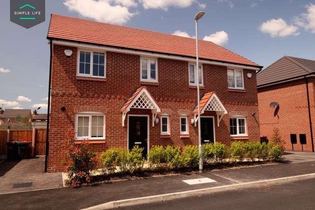 3 Bedrooms Semi Detached House for rent in Weaver Hewell Grange, Runcorn, WA7