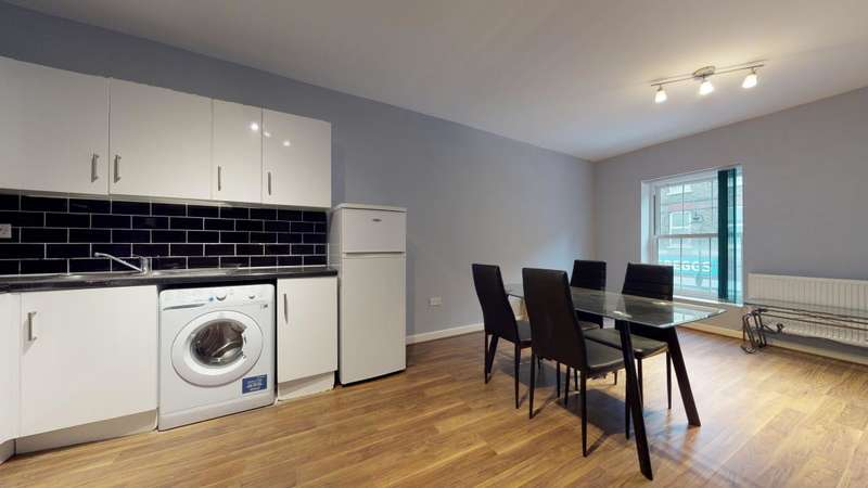 2 Bedrooms Flat for sale in Leather Lane, London, EC1N