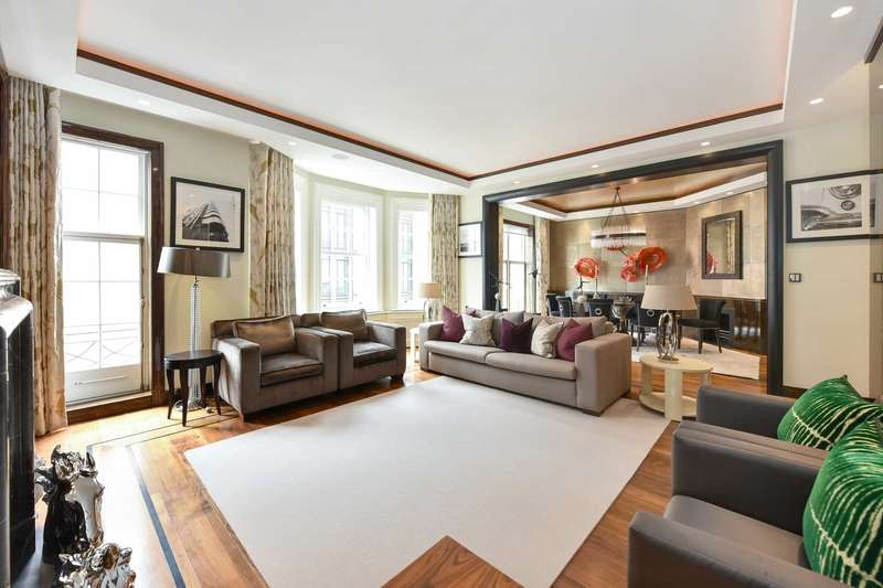 4 Bedrooms Apartment Flat for sale in Davies Street, Mayfair W1K