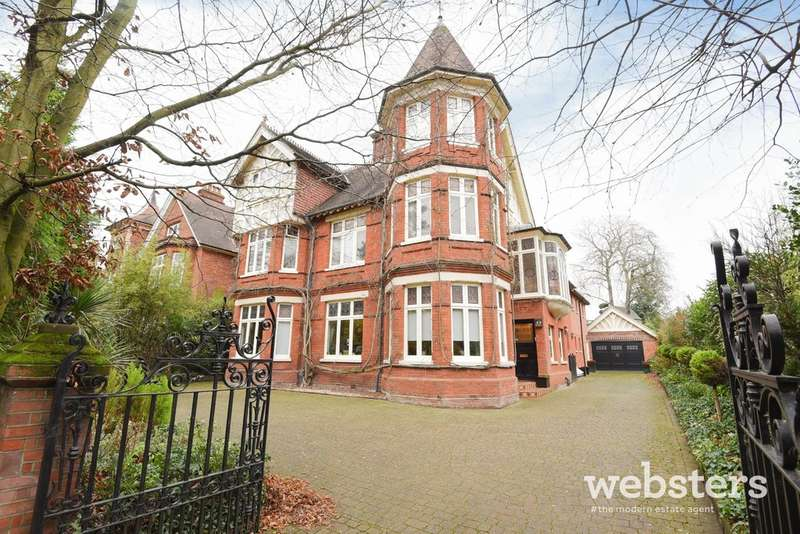 6 Bedrooms Detached House for sale in Unthank Road, Norwich NR2