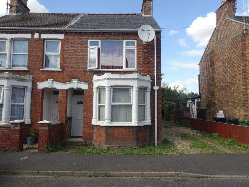 3 Bedrooms Semi Detached House for sale in Oakroyd Crescent, Wisbech, PE13 3AR