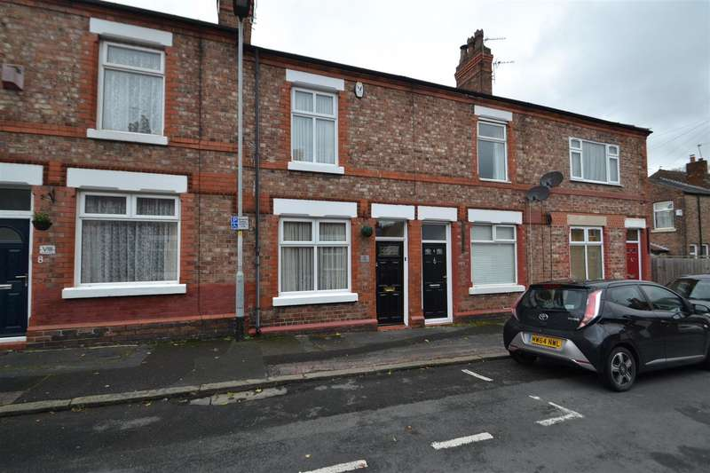 2 Bedrooms Terraced House for sale in Roman Road, STOCKTON HEATH, Warrington, WA4