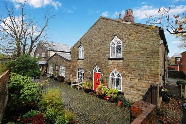 5 Bedrooms Semi Detached House for sale in Wilshaw Lane, Ashton-Under-Lyne, Greater Manchester, OL7 9RF