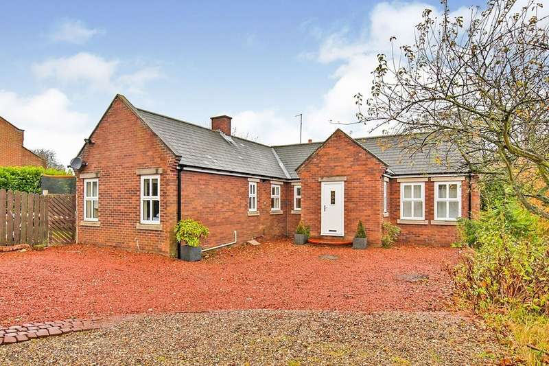 3 Bedrooms Detached Bungalow for sale in St Michael's Rise, Hawthorn, Seaham, SR7