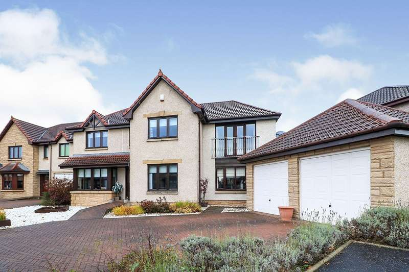 6 Bedrooms Detached House for sale in Bruce Street, Bathgate, West Lothian, EH48