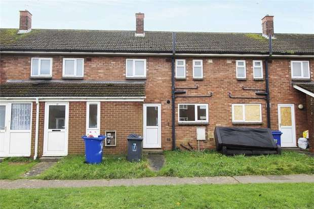 3 Bedrooms Terraced House for sale in Louisberg Road, Hemswell Cliff, Gainsborough, Lincolnshire