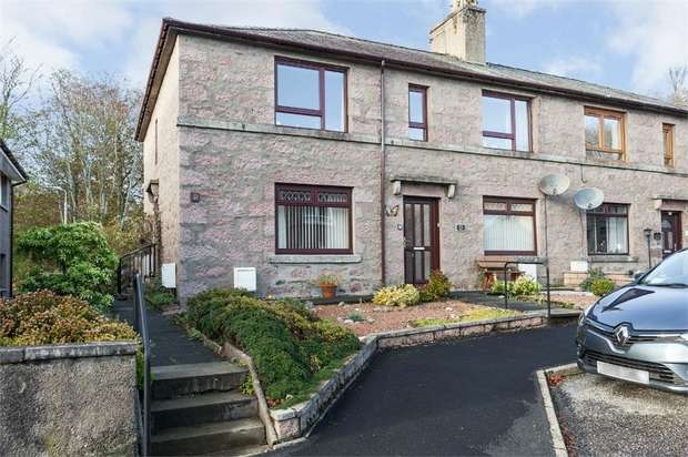 2 Bedrooms Flat for sale in Gordon Place, Ellon, Aberdeenshire