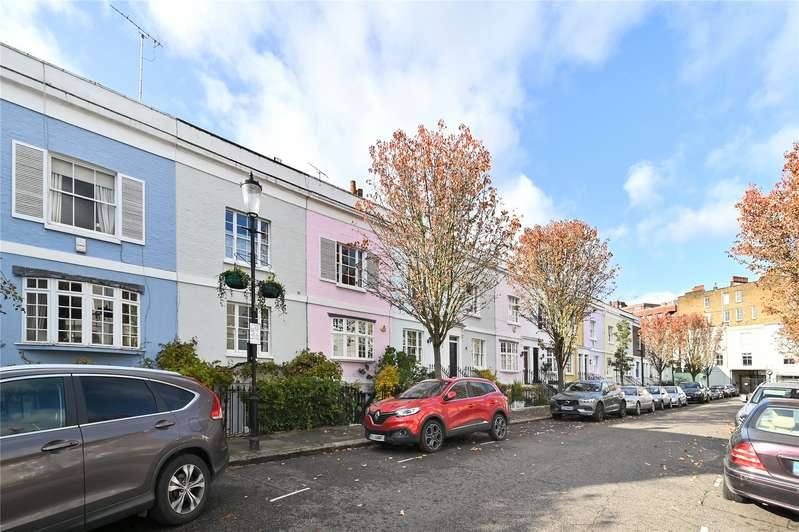 3 Bedrooms Terraced House for sale in Wallgrave Road, Earl's Court, SW5