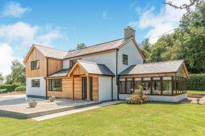 3 Bedrooms Detached House for sale in Boduan, Pwllheli, Gwynedd, ., LL53