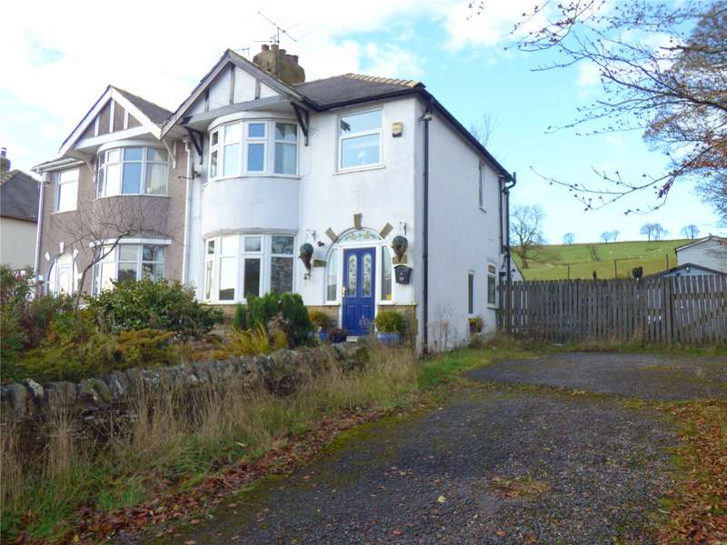 3 Bedrooms Semi Detached House for sale in Plantation View, Bacup, Lancashire, OL13