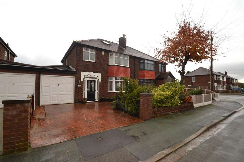 3 Bedrooms Semi Detached House for sale in Silverdale Road, WARRINGTON, WA4