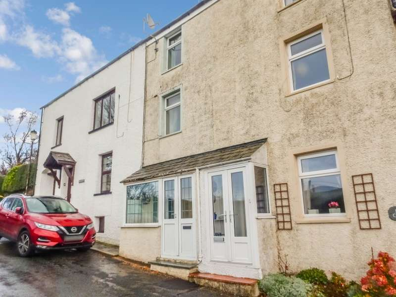 3 Bedrooms Terraced House for sale in Sandacre Cottage, Bardsea, Ulvertson, Cumbria