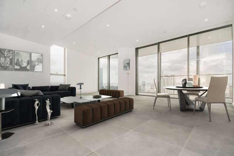 1 Bedroom Property for sale in One Crown Place, Wilson Street, London