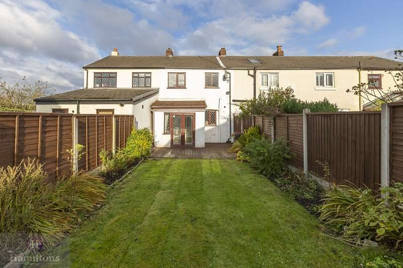 2 Bedrooms Cottage House for sale in Canaan, Lowton, Warrington, Lancashire. WA3 1EG