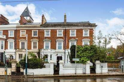 16 Bedrooms End Of Terrace House for sale in Waverley Street, Nottingham, Nottinghamshire