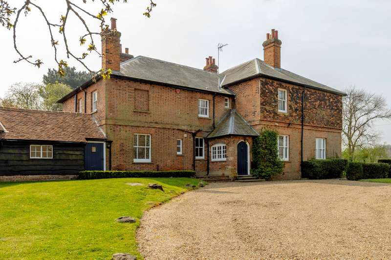 7 Bedrooms Country House Character Property for rent in Hill End, Hatfield, AL9