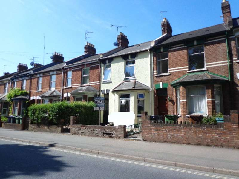 1 Bedroom Property for rent in Fore Street, Heavitree EX1