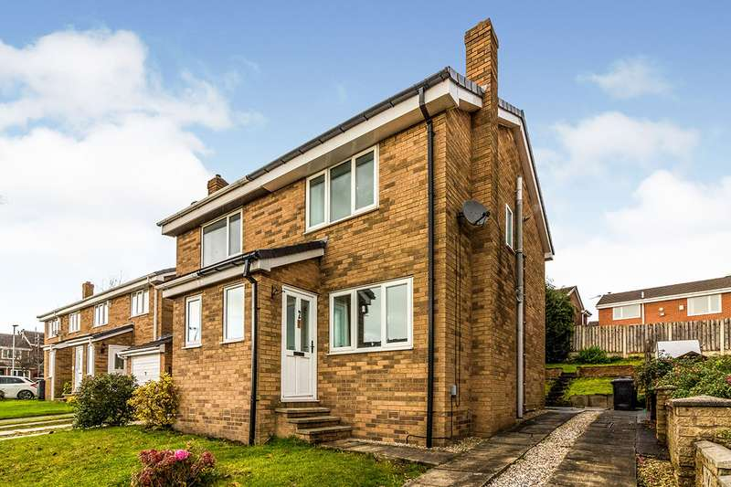 2 Bedrooms Semi Detached House for sale in Bentham Way, Mapplewell, S75