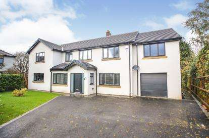 5 Bedrooms Detached House for sale in Haddon Close, Alderley Edge, Cheshire, Uk