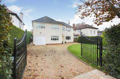 5 Bedrooms Detached House for sale in Holly Road North, Wilmslow, Cheshire