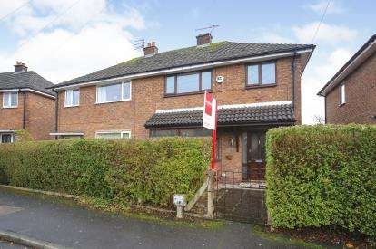 3 Bedrooms Semi Detached House for sale in Holly Bank Road, Wilmslow, Cheshire, .