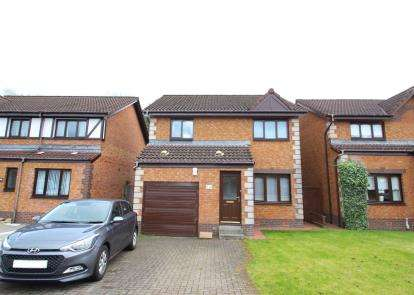3 Bedrooms Detached House for sale in Bankton Brae, Murieston
