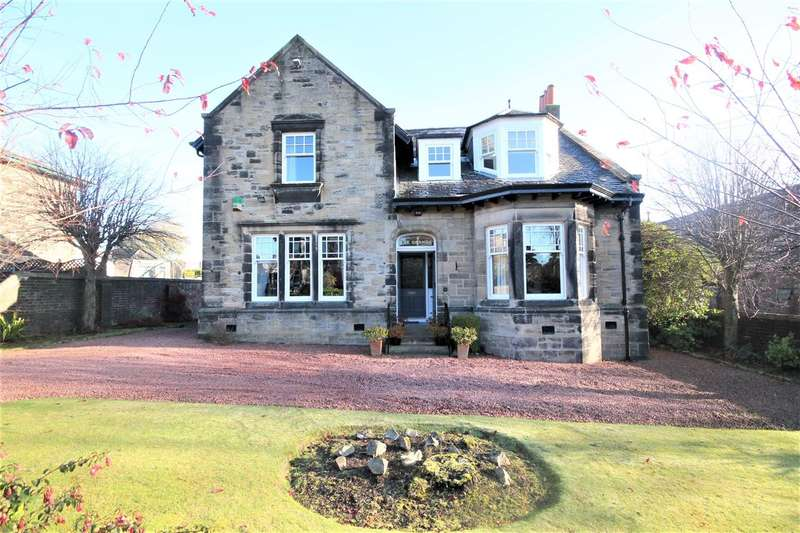 5 Bedrooms Detached House for sale in The Grange, Springwells Avenue, Airdrie
