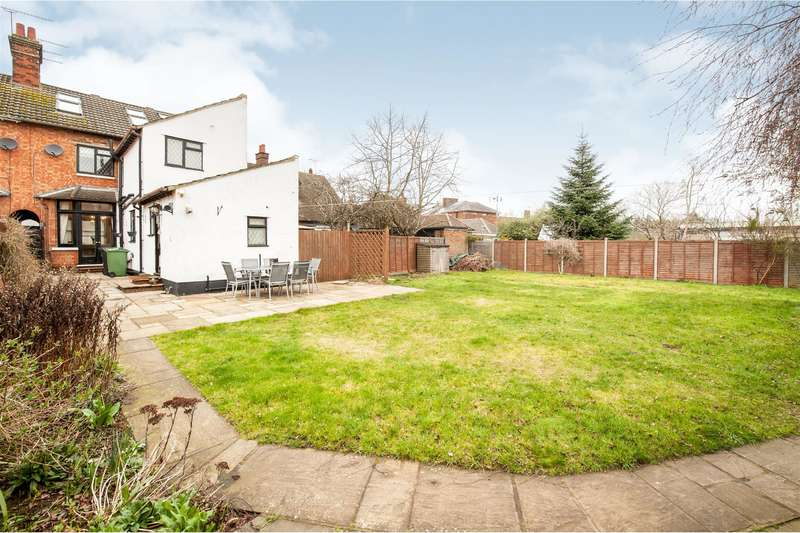 4 Bedrooms End Of Terrace House for sale in Grove Road, Leighton Buzzard