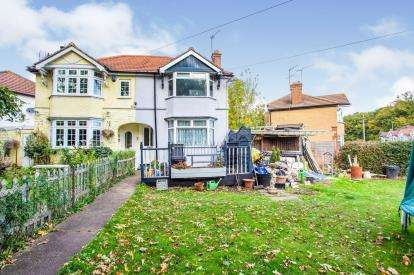 2 Bedrooms Semi Detached House for sale in West Drive, Watford, Hertfordshire, .