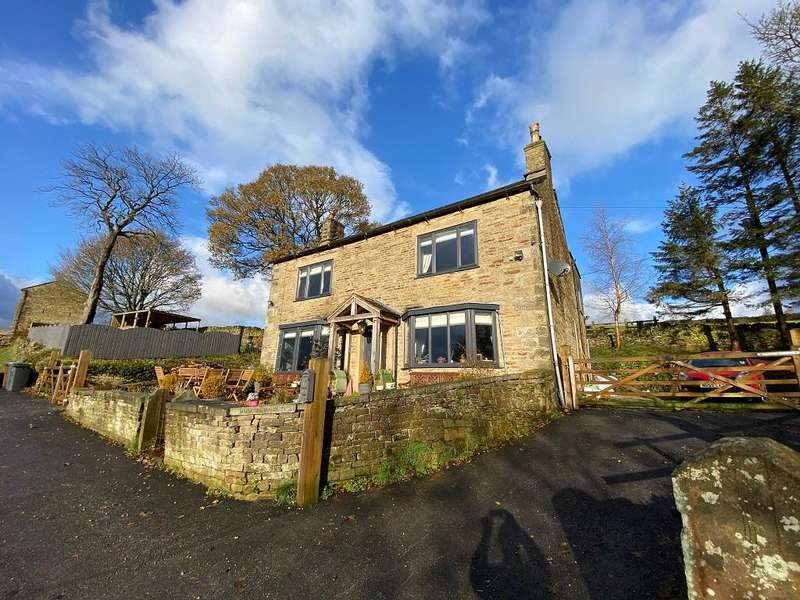 4 Bedrooms Farm House Character Property for sale in New Smithy, Chinley, High Peak, Derbyshire, SK23 6AP