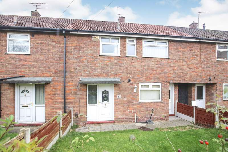 3 Bedrooms House for sale in Keston Crescent, Brinnington, Stockport, Cheshire, SK5