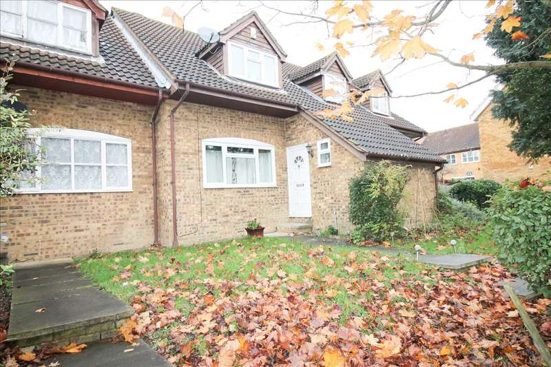 3 Bedrooms Terraced House for sale in Pendragon Walk, London