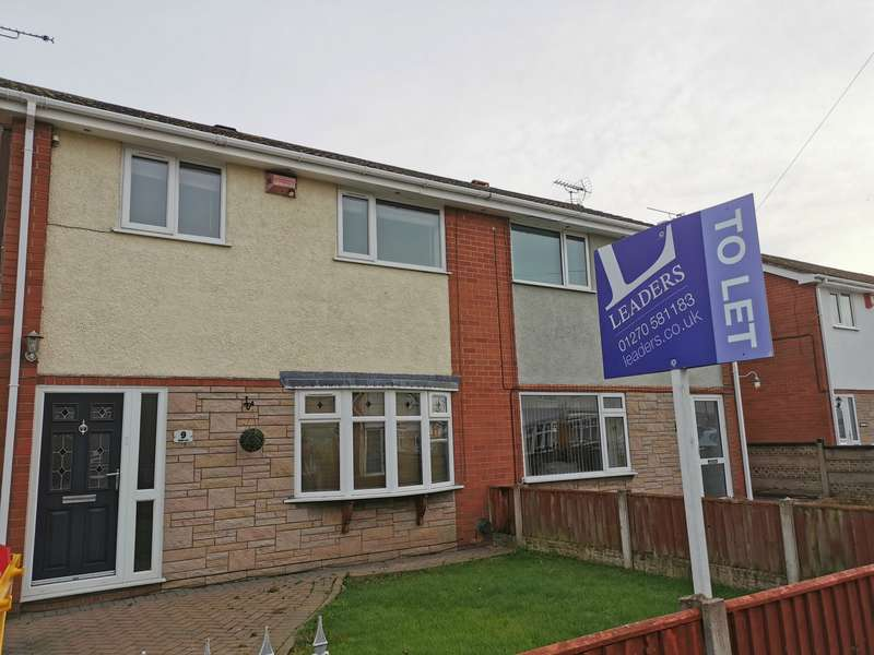 3 Bedrooms Semi Detached House for rent in Monks Lane, Crewe