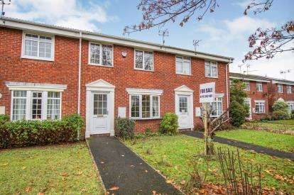 2 Bedrooms Terraced House for sale in Kestrel Close, Thornbury, .