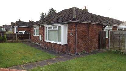 4 Bedrooms Bungalow for sale in McLaren Street, Crewe, Cheshire
