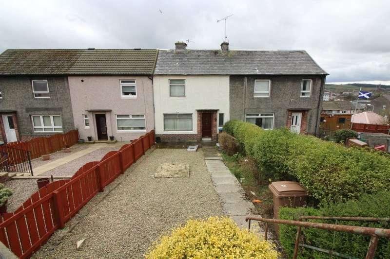 2 Bedrooms Terraced House for rent in Drumbrochan Road, Cumnock