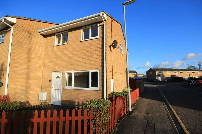 3 Bedrooms House for rent in Dunstable Close, Flitwick, Bedford, MK45