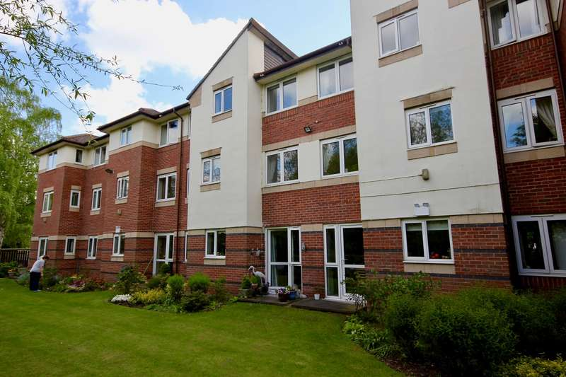 1 Bedroom Retirement Property for sale in Brook Street, Worcester, WR1