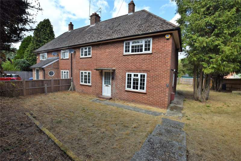 3 Bedrooms Semi Detached House for rent in Pinchcut, Burghfield Common, Reading, Berkshire, RG7